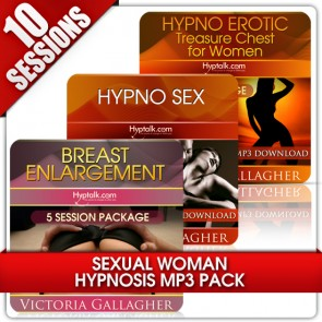 Sexual Hypnosis Woman Download Bundle