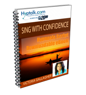 Sing with Confidence Script