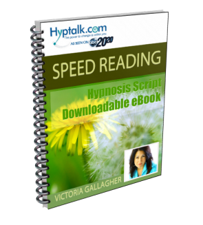 Speed Reading Script