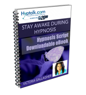 Stay Awake During Hypnosis Script