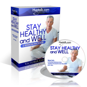 Stay Healthy and Well - CD