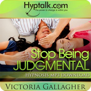 Stop Being Judgmental
