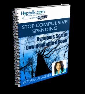 Stop Compulsive Spending Script