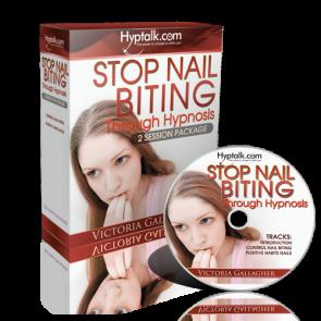 Stop Nail Biting -  CD