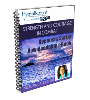 Strength and Courage in Combat Scripts