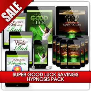 Super Good Luck Savings Bundle