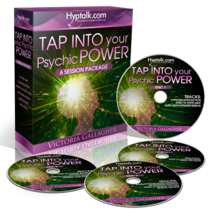 Tap into your Psychic Power - CDs
