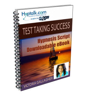 Test Taking Success Script