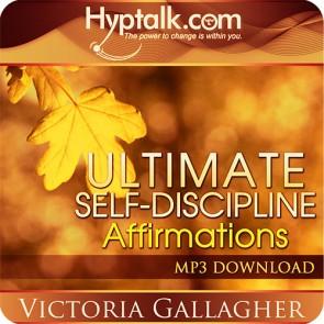 Self-Discipline Affirmations