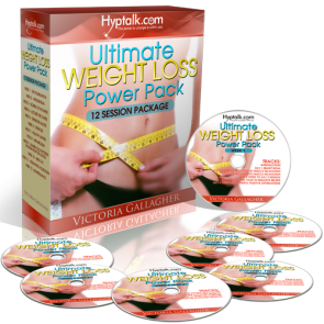 Ultimate Weight Loss Power Pack - CDs