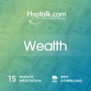 Wealth - 15 Minute Meditation MP3