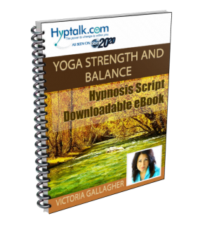 Yoga Strength and Balance - Script