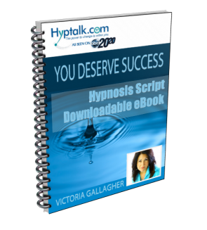 You Deserve Success Script