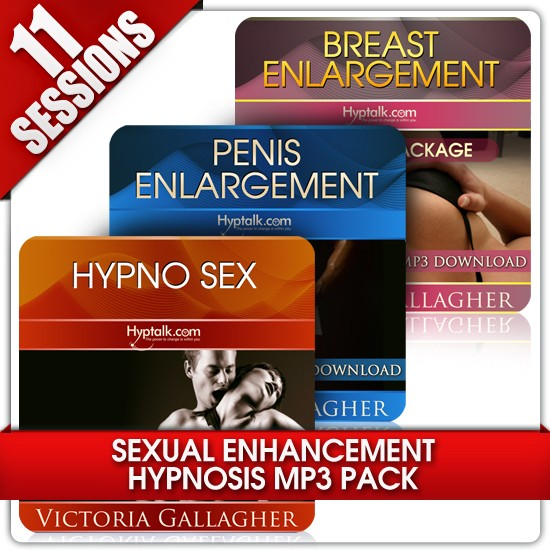 Hypnosis for sex enhancement