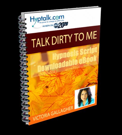 dirty talk script