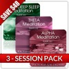 Super Brainwaves Meditation Pack