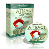 Attract Customers Magnetically - CD