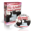 End Sugary, Sweet Cravings - CD