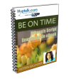 Be On Time Script