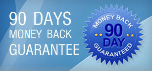 90 Days Money back Gurantee